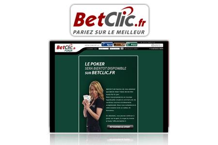Salle de poker BetClic