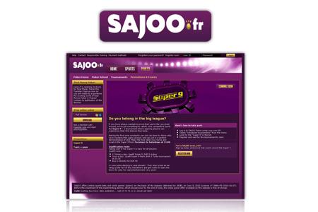 Salle de poker Sajoo
